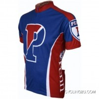 Free Shipping Upenn University Of Pennsylvania Cycling Short Sleeve Jersey Penn Tj-602-6880