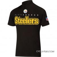 NFL Pittsburgh Steelers Cycling Short Sleeve Jersey TJ-803-6116 New Release