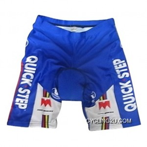 Online 2011 Team QuickStep Cycling Shorts