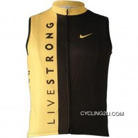 Top Deals 2009 Livestrong Cycling Sleeveless Jersey