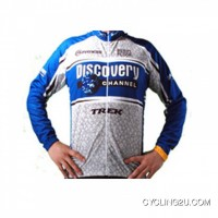 2006 Discovery Cycling Jersey Long Sleeve Discount