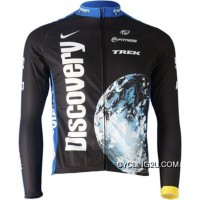 Online 2007 Discovery Cycling Jersey Long Sleeve