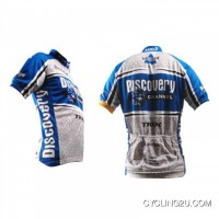 2006 Discovery Cycling Jersey Short Sleeve New Year Deals