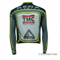 2012 TEAM GEOX Cycling Winter Jacket TJ-792-7289 New Year Deals