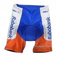 Outlet 2011 Team Rabo Bank Cycling Shorts Tj-775-7704