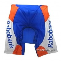 Team Rabo Bank Cycling Shorts TJ-756-7482 Copuon