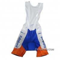 2011 Team Rabo Bank Cycling Bib Shorts Tj-491-9554 Best