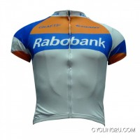 2012 Team Rabo Bank Cycling Jersey Short Sleeve Tj-958-6539 Free Shipping