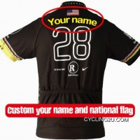 Free Shipping Customize Radioshack 28 Jersey With Your Name And National Flag Tj-365-5553