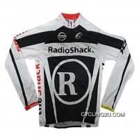 For Sale 2011 RadioShack Cycling Long Sleeve Jersey TJ-288-7555