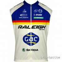 Raleigh 2012 Moa Professional Cycling Team - Cycling Winter Vest Tj-286-0685 Discount