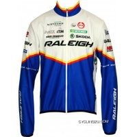 Raleigh 2011 Moa Professional Cycling Team - Cycling Winter Thermal Jacket Tj-633-9620 For Sale