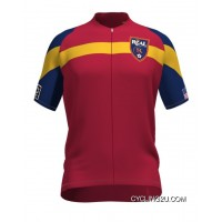 Top Deals MLS Real Salt Lake Short Sleeve Cycling Jersey Bike Clothing Cycle Apparel TJ-234-5843