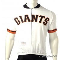 MLB San Francisco GIANTS Cycling Jersey Short Sleeve TJ-225-3464 Super Deals