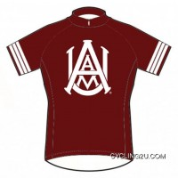 Alabama A&M University Bulldogs Cycling Jersey TJ-435-0649 New Year Deals