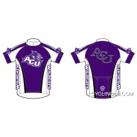 Acu Abilene Christian University Wildcats Cycling Jersey Tj-495-6662 For Sale