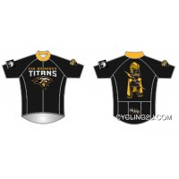 Latest UW UNIVERSITY OF WISCONSIN OSHKOSH TITANS Cycling Jersey TJ-662-0858