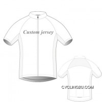 Custom Made University College Team Cycling Jerseys Tj-297-3758 New Year Deals