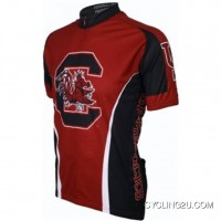 Super Deals USC University Of South Carolina Gamecocks Cycling Short Sleeve Jersey TJ-636-1710