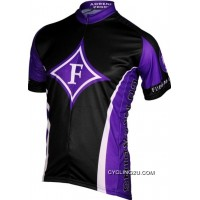 Latest Furman University Cycling Jersey Tj-297-0216