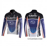 Subaru Cycling Team Winter Jacket Tj-480-6944 Free Shipping