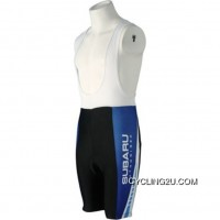 Subaru Black Blue Cycling Bib Shorts Tj-583-4841 Discount
