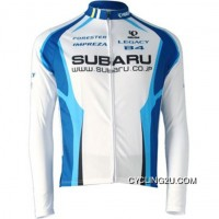 Subaru Cycling Long Sleeve Jacket Tj-410-9072 Online