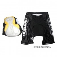 Top Deals Subaru Black Cycling Shorts Tj-994-7646