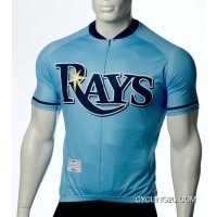 MLB Tampa Bay Rays Cycling Jersey Bike Clothing Cycle Apparel Shirt Ciclismo TJ-109-1874 Copuon