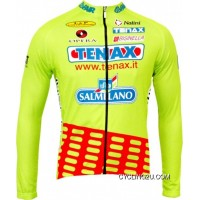 Outlet Tenax 2006 Cycling Long Sleeve Jersey Tj-258-8713