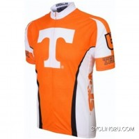 UT Knoxville University Of Tennessee Volunteers Cycling Short Sleeve Jersey TJ-970-4822 Copuon