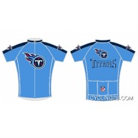 NFL Tennessee Titans Short Sleeve Cycling Jersey Bike Clothing TJ-602-6086 Online