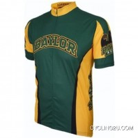 Bu Baylor University Bears Cycling Jersey Tj-472-1316 Free Shipping