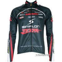 Texpa 2009 Inverse Professional Cycling Team - Cycling Jersey Long Sleeve Tj-588-7111 New Year Deals