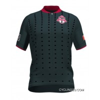 Discount MLS Toronto FC Short Sleeve Cycling Jersey Bike Clothing Cycle Apparel TJ-436-7915