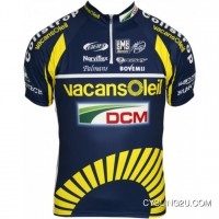 VACANSOLEIL 2011 Professional Cycling Team - Cycling Jersey Short Sleeve TJ-463-1557 Super Deals