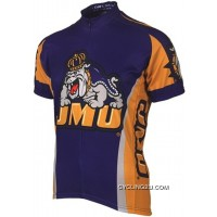 Latest JMU James Madison University Cycling Jersey TJ-985-1705