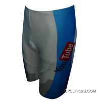 2012 Wikipedia White Cycling Shorts TJ-398-5627 Outlet